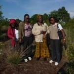 Besuch aus Togo